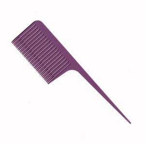 El peine XXL permite una seccion limpia junto con una separacion muy precisa de mechas finas