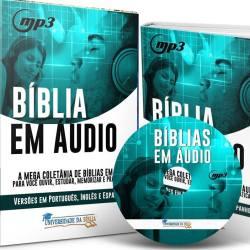 Kit Bíblia em Áudio