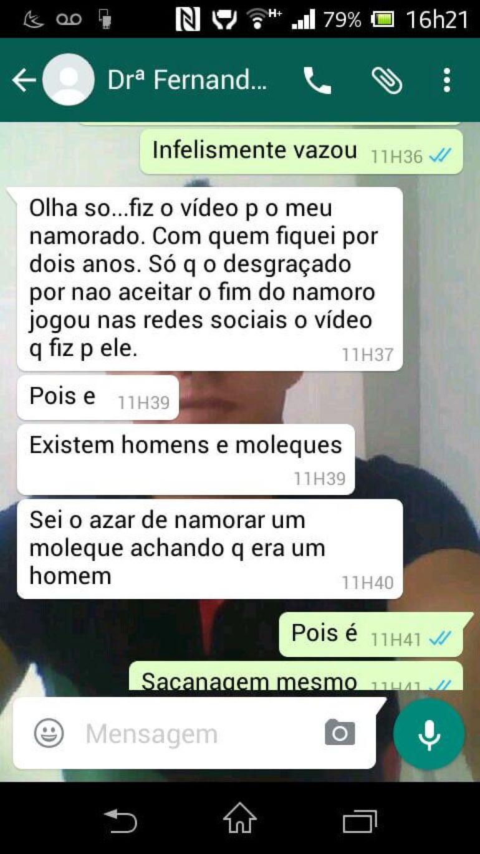 Universitária Dany Ramos Amadora Dando Cu Para o Namorado Caiu Na Net-02
