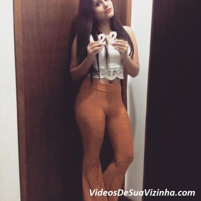 Ana Paula Nua bbb18 buceta