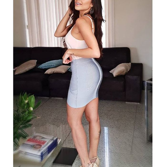 Paula Amorim nua BBB18