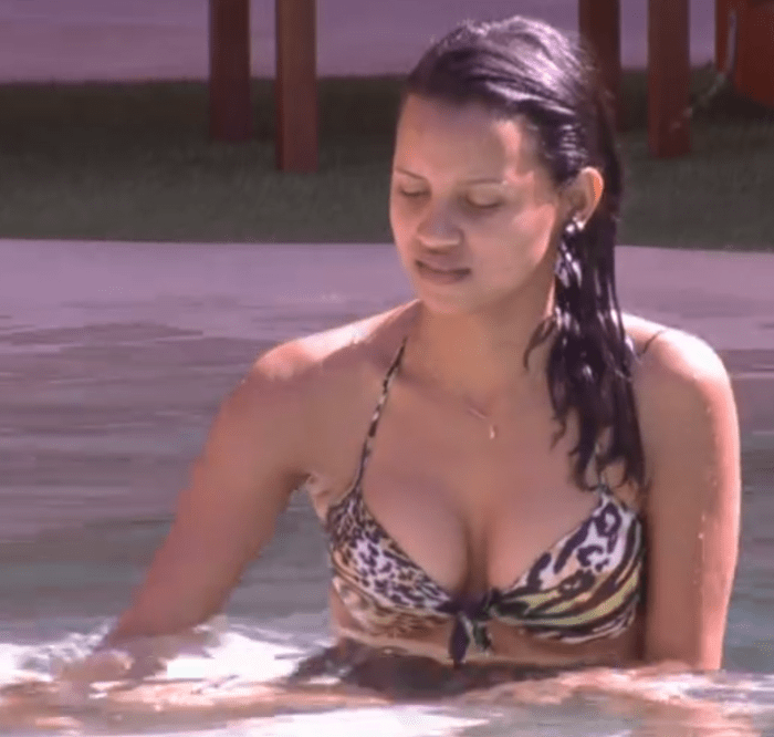 Gleici nua no Big Brother