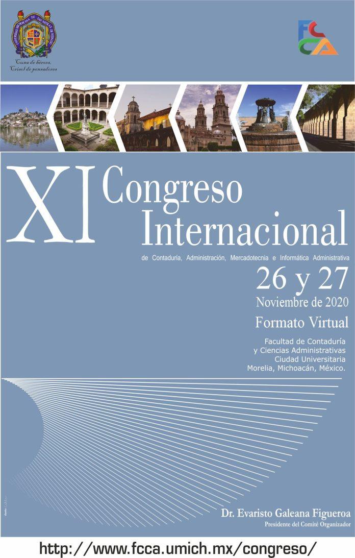 XI Congreso Internacional de Contaduría, Administración, Mercadotecnia e Informática Administrativa