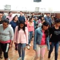 Talleres sabatinos en la Preparatoria Melchor Ocampo de la UMSNH