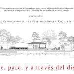 Foro Internacional de Investigación en Arquitectura