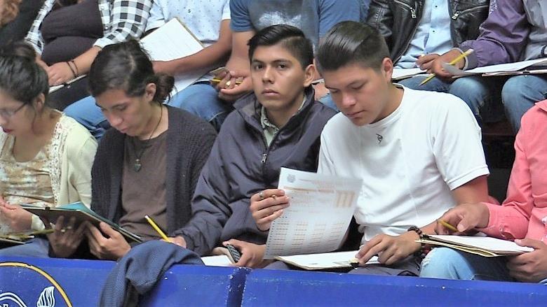 Por cerrar la Convocatoria de Ingreso a la Universidad Michoacana de San Nicolás de Hidalgo
