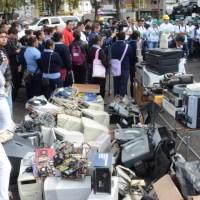 Recolectrón Universitario, la oportunidad de reciclar la basura electrónica
