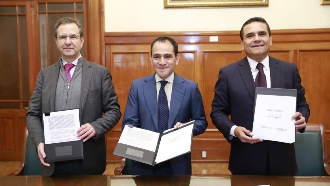 Resultado de imagen de gobierno federal FIRMA CON SILVANO LA FEDERALIZACION A DOCENTES
