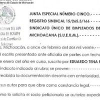 Ayuda Sindical: el negocio por los ausentes; el padrón lo confirmó el SUEUM