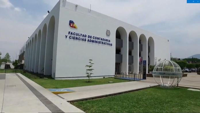 Facultad de Contaduría y Ciencias Administrativas de la UMSNH | Ciudad Universitaria | Morelia, Michoacán, México