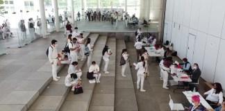 Entrega la UMSNH 503 plazas de servicio social a egresados de la licenciatura de médico cirujano y partero para 2020.