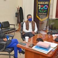Reafirman la UMSNH a los municipios de Puruándiro, Villa Morelos y Huandacareo como territorio nicolaita