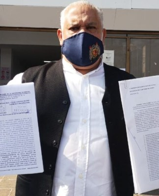 El tercer intento del SUEUM de entregar un listado de socios (padrón) si contiene nombres de trabajadores rescindidos por la UMSNH, ésta, no lo aceptará.