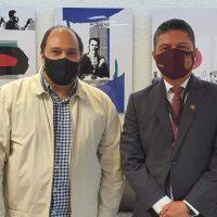 Recibe Coordinador de Asesores del Presidente la República a autoridades de la UMSNH, muestran avances de investigaciones contra el COVID