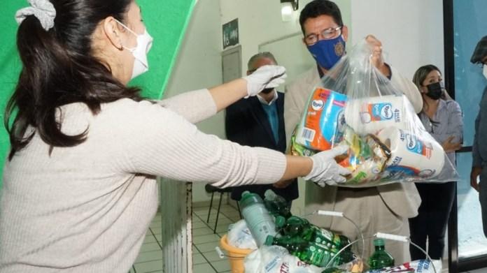 La UMSNH reafirma su sentido humanista, al apoyar al pueblo michoacano ante tragedias y fenómenos meteorológicos.