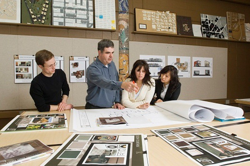 Top interior design colleges in texas for Interior design colleges in usa