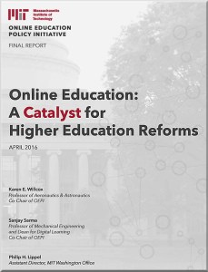 MIT Online Education Report