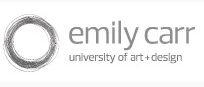 Emily Carr University of Art and Design Logo