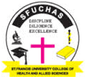 St. Francis University College of Health and Allied Sciences Logo
