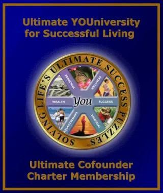 Ultimate Cofounder Charter Membership - One option of Charter Memberships