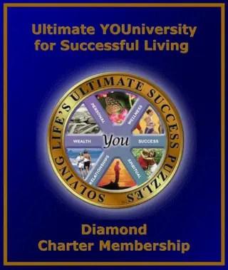 Diamond Charter Membership - One option of Charter Memberships