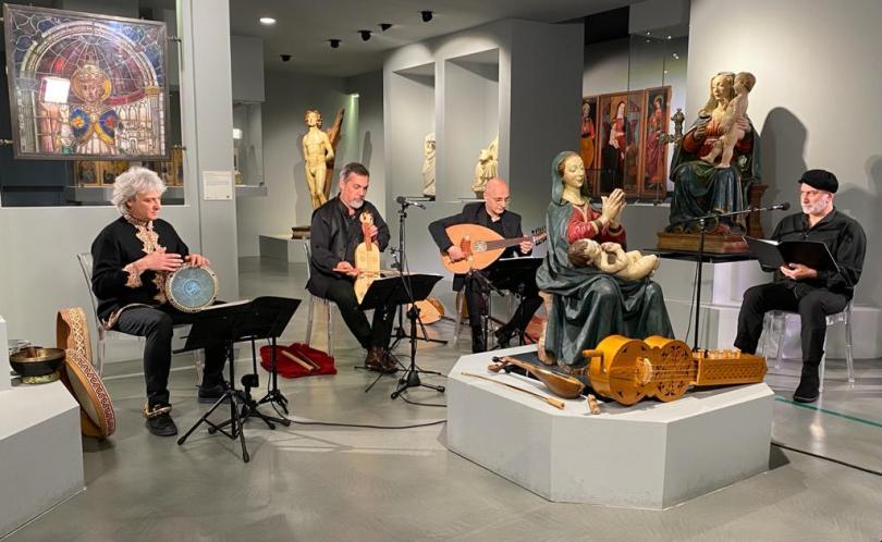 Concert at Abruzzo National Museum, L'Aquila