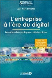 L'entreprise à l'ère du digital