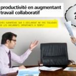 Selon une étude de Sharp, le travail collaboratif en France est encore un mythe : nous restons des travailleurs très égoïstes