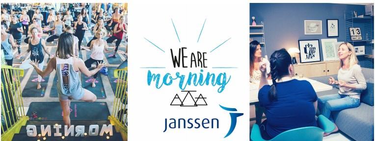 we are morning - janssen