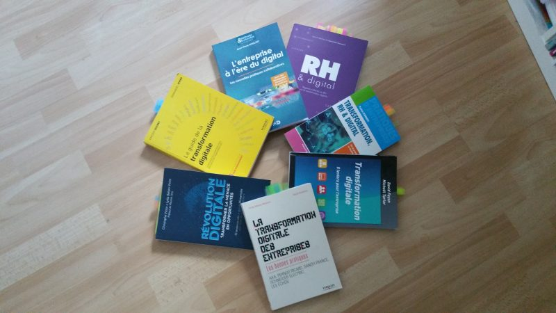 10 livres digital RH