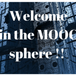 Welcome in the MOOC sphere !!