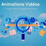 7 logiciels et applications pour créer des videos animées
