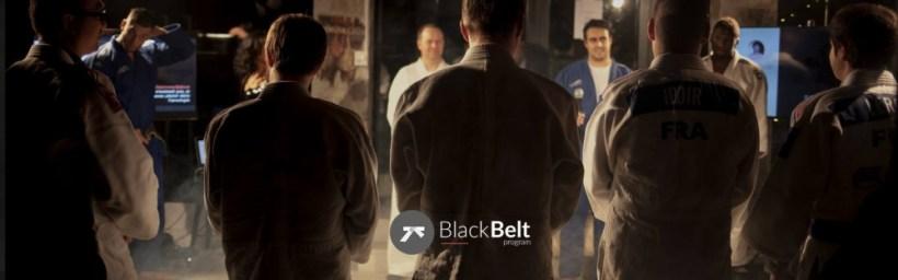 Black Belt Ippon