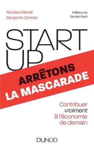Start-up arrêtons la mascarade