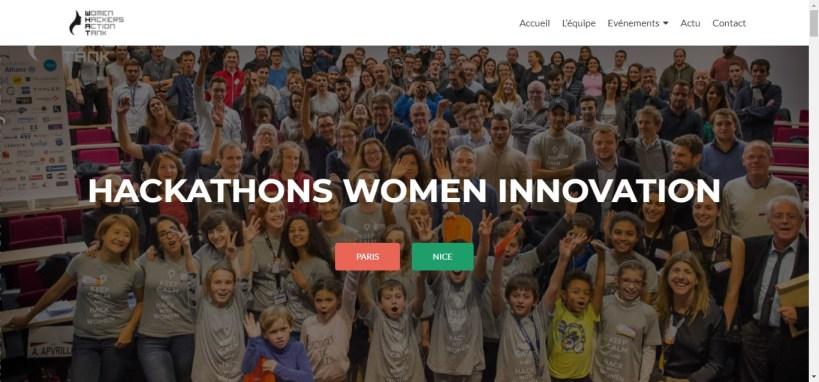 Women Hacker Action Tank