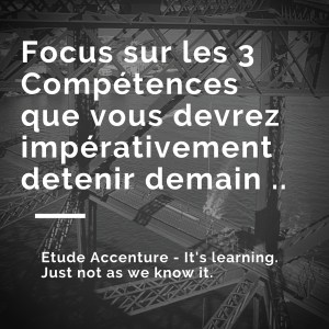 It's learning. Just not as we know it-competences