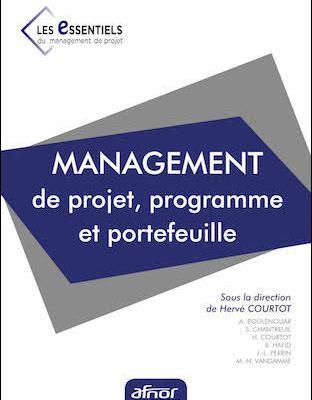 management de projet, programme et portefeuille