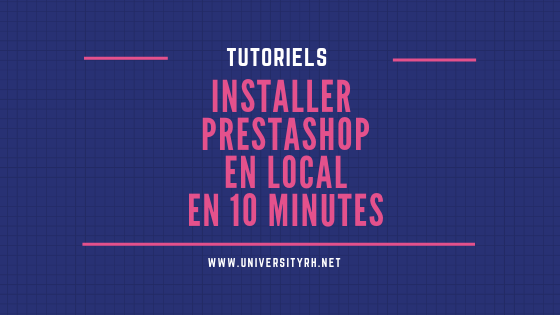 20 étapes pour installer Prestashop en local avec WAMP