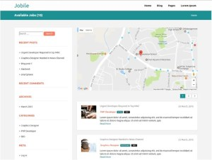 Créer un site RH ou site Carrières avec WordPress : Jobile
