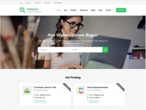 Créer un site RH ou site Carrières avec WordPress : JobScout