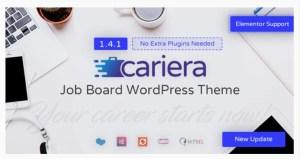 Créer un site RH ou site Carrières avec WordPress : cariera