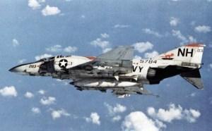 Phantom II vs Harrier AV-8A (III)