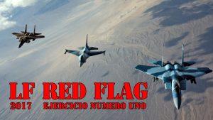 LF-Red Flag 17-2 Primer día