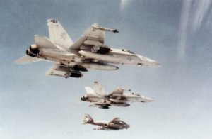 F-18As_VFA-87_with_A-6E_during_1991_Gulf