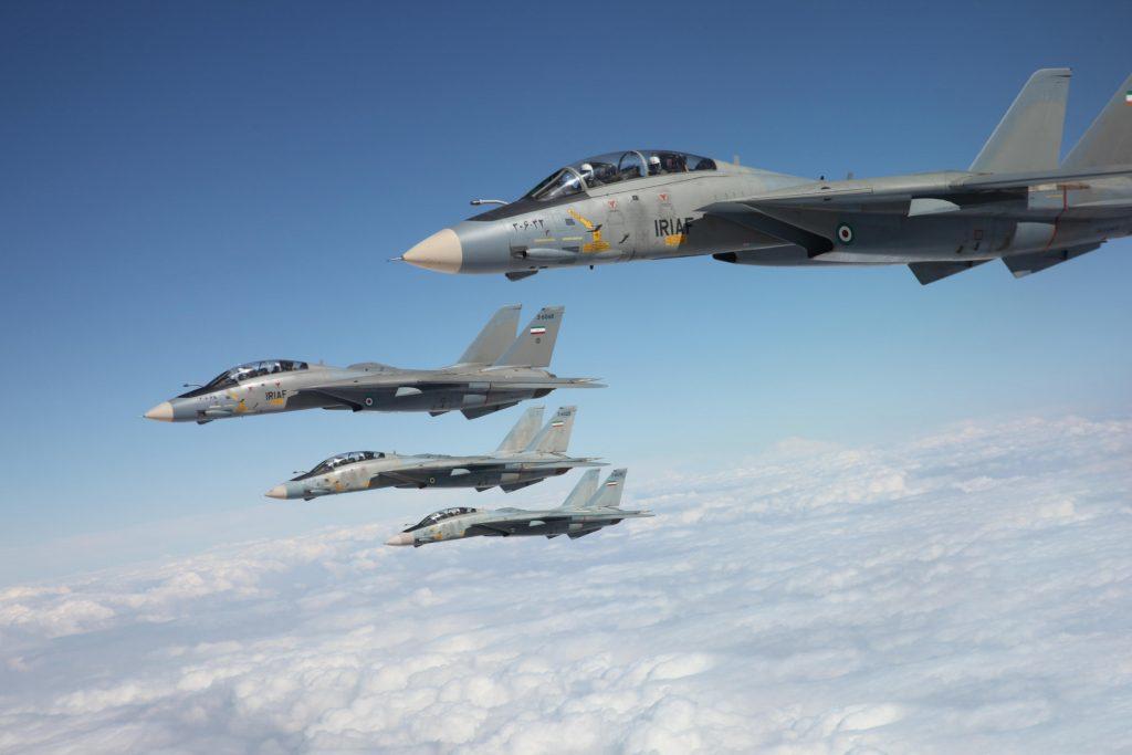 Tomcats iraníes (2): El F14-A