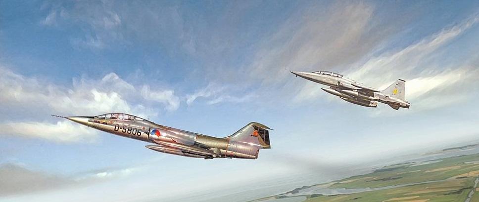 Combate en el F-104 Starfighter