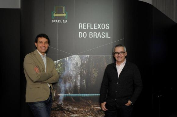 Os sócios José Roberto Moreira do Valle e Ricardo Caminada. Foto: Divulgação