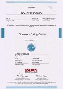 Certificato ODC