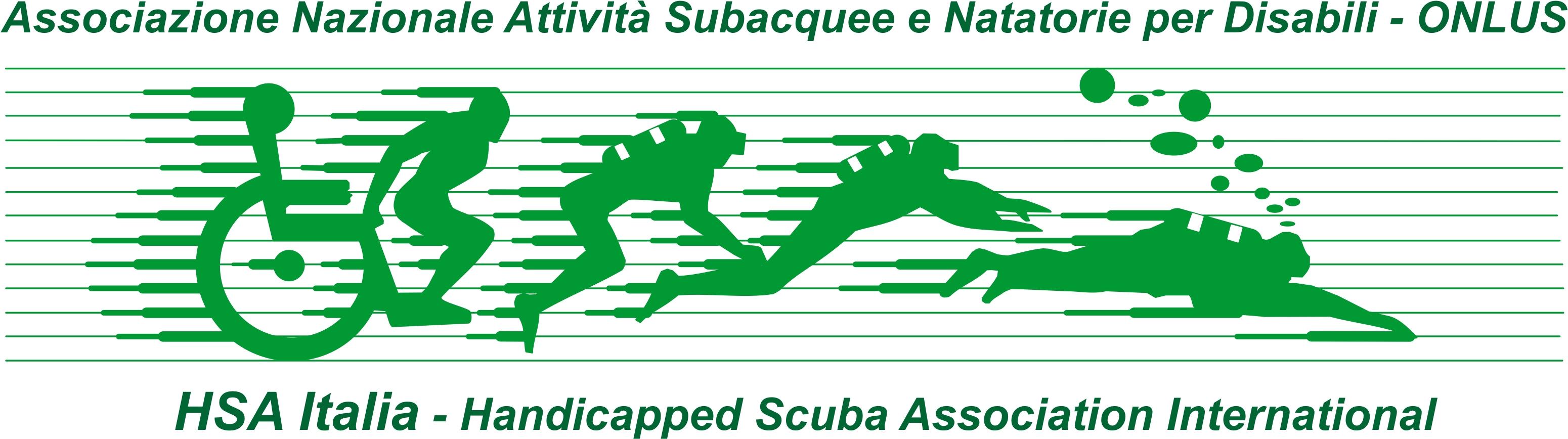 Corsi sub per disabili e non-vedenti H.S.A. Italia Onlus