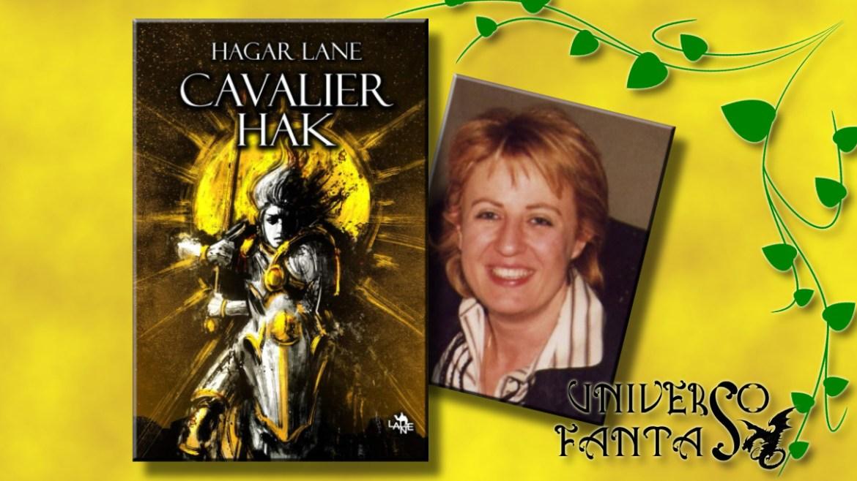 Cavalier Hak - Hagar Lane - Copertina
